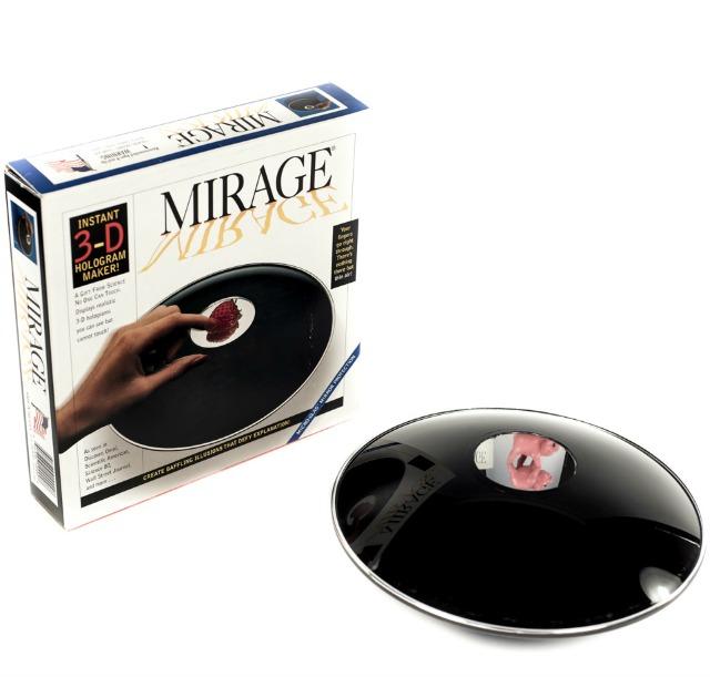 Mirage 3-D Instant Hologram Maker 2