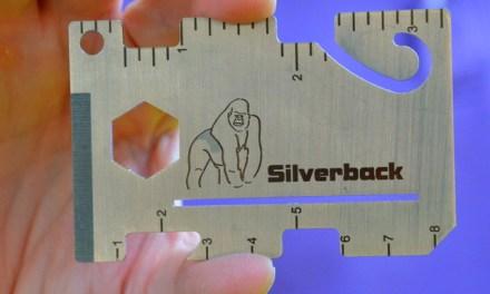 Silverback Multi-Tool Wallet – A Gorilla of a Tool