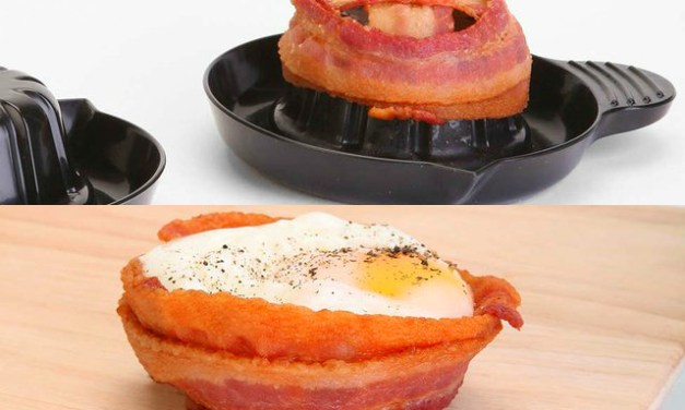 Bacon Bowl – Because Everything is Better with Bacon