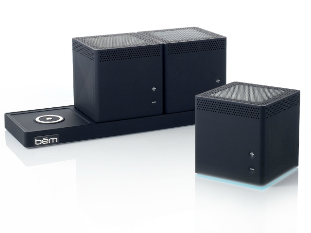 Bem Wireless Speaker Trio Multi-room Speakers