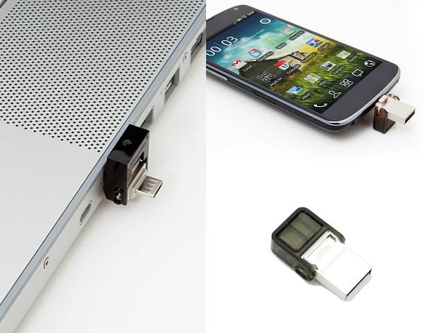 Data Traveler Micro Duo