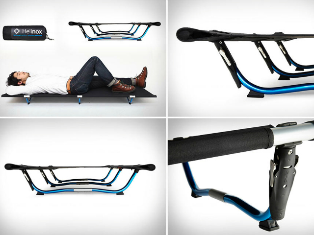 Helinox Cot One – the Anywhere Bed