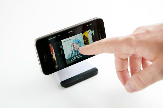 Milo Micro-Suction Universal Phone Stand