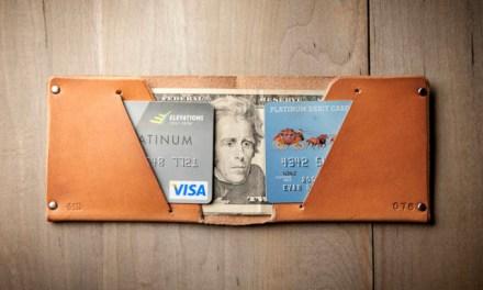 Mr. Lentz Slim Leather Wallet