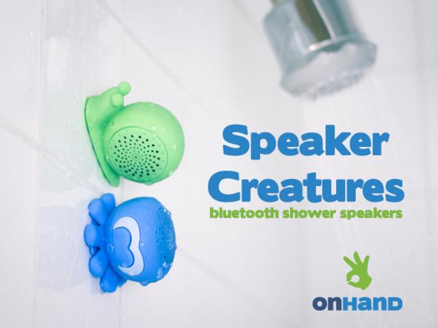 Speaker Creatures