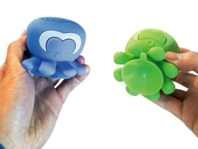 Creature Speaker – Your Buddy in the Shower