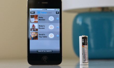 Tethercell Turns AAA Battery into an App Enabled Battery