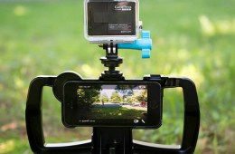 iOgrapher Mobile Media Case for iPhone 5/5s – Get Ready for Hollywood