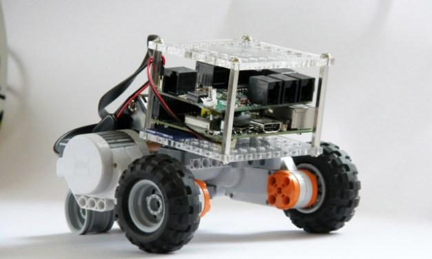 BrickPi Brings Lego Mindstorms to the Next Level