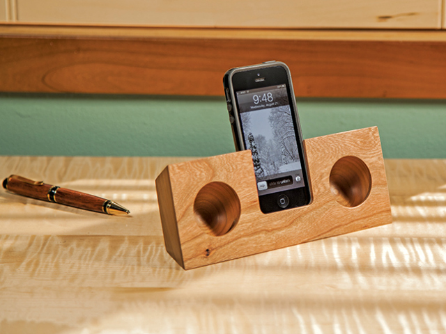 Original Koostik Passive Amplifier for iPhone