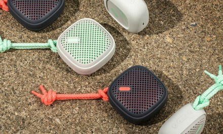 NudeAudio Move S Portable Speaker For the Ladies