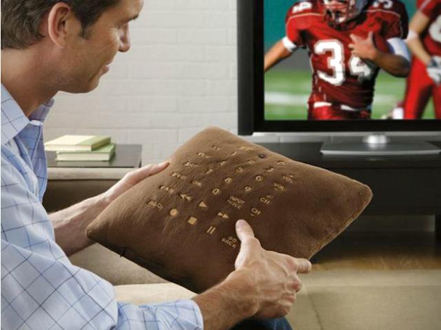 Pillow Remote Control – Never Lose Your Remote Again