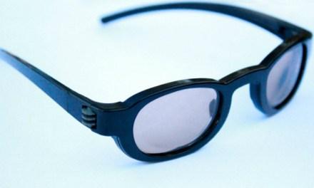 Saving the World with FocusSpecs UV Adjustable Focus Sunglasses