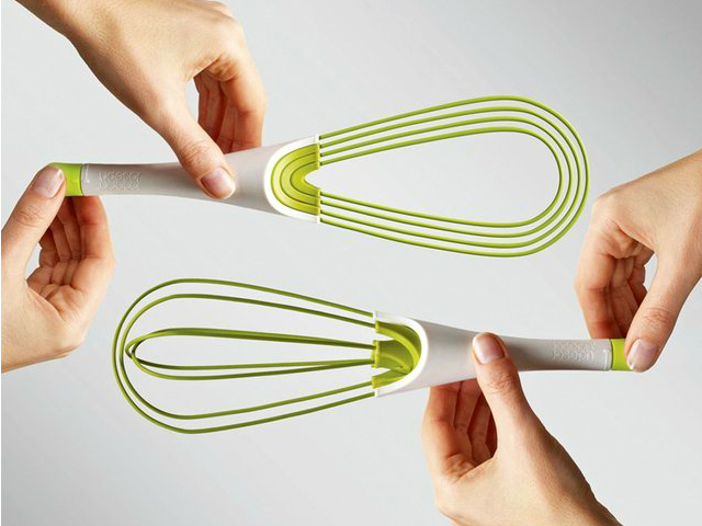 Cook That Perfect Meal with the Joseph Joseph Twist 2-in-1 Silicone Whisk