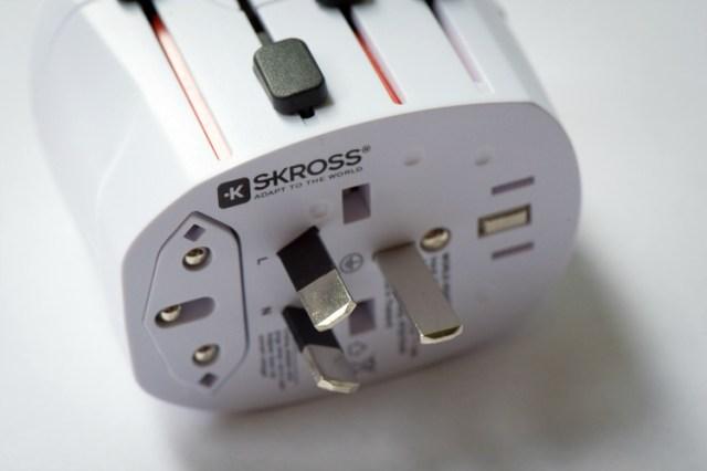 Skross World Travel Adapter