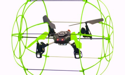 Skyrunner NX Quadcopter – All the Fun Minus the Risks