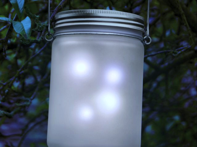 Fred Dreamlights Firefly Jar