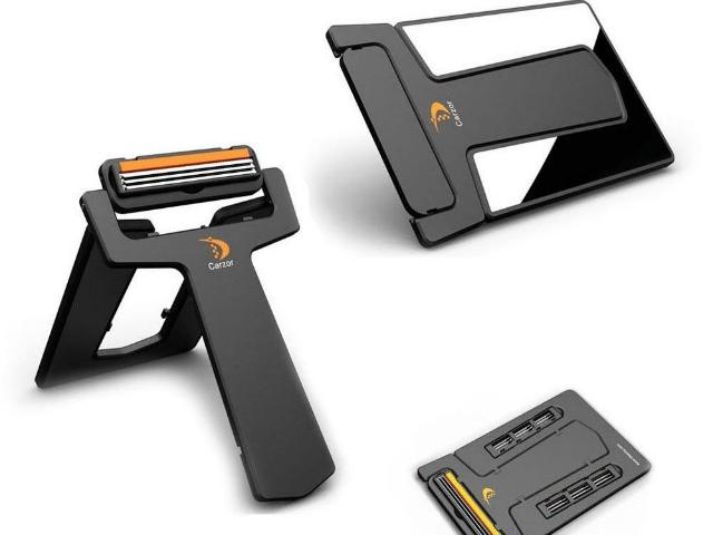 Vktech Carzor Shaver for Shaving Emergencies