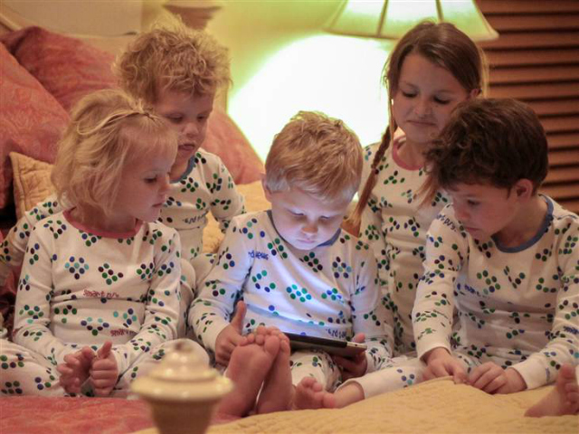 Smart PJs Put the Kiddies to Sleep with Ease