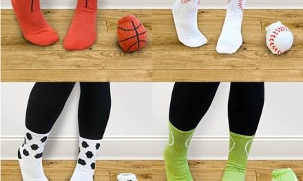 Suck UK Sports Ball Socks – Ball up your Socks