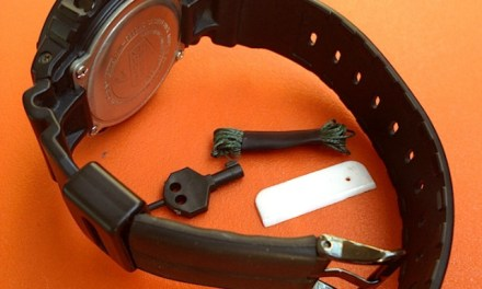 Survive a Kidnapping with the Anti-Kidnapping Watchband