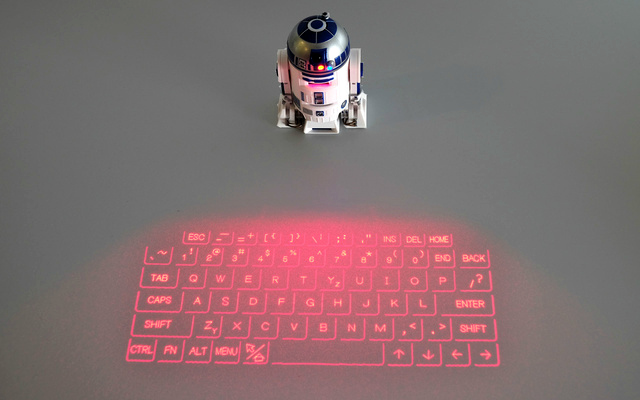 May Your R2d2 Virtual Keyboard Be With You Getdatgadget