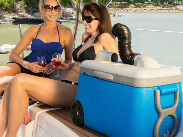 IcyBreeze Keeps You and Your Drinks Icy Cold