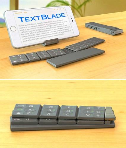 TextBlade Portable Keyboard