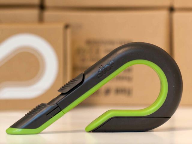Slice Revolutionizes the Box Cutter
