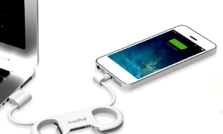 AmaziPro8 Multi-Purpose iPhone Charge Sync Cable
