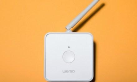 WeMo Maker – Home Automation for the DIY Tinkerer