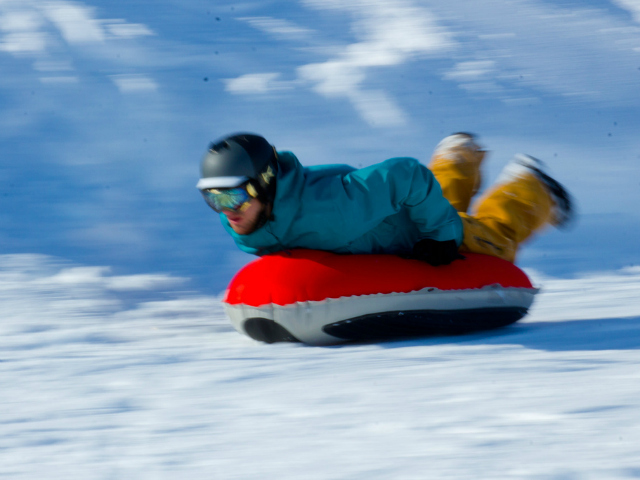 Hit The Slopes With The Airboard Inflatable Sled
