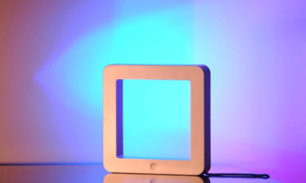 Set The Right Mood With The Holi Motion Smart Mood Lamp