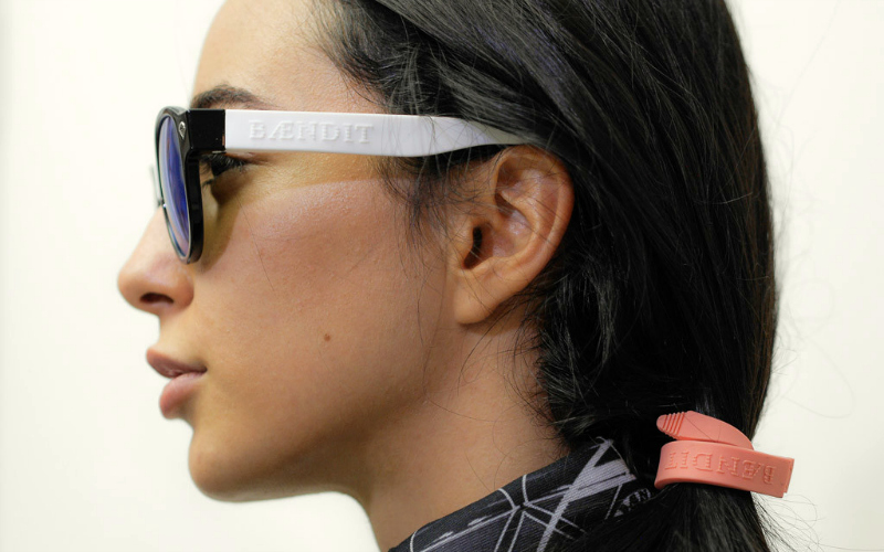 1bab586b4a4a Baendit eyewear can be worn around your wrist