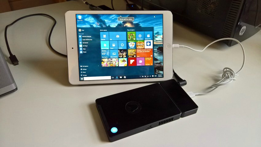 Kangaroo Lets You Run Windows 10 On Your iPad - GetdatGadget