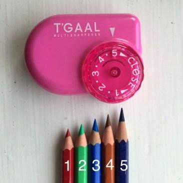 Kutsuwa Stad Angle Adjustable Pencil Sharpener