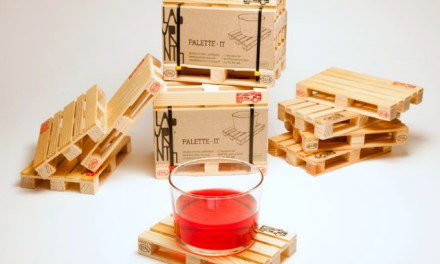 Miniature Pallet Wood Coasters: A Real Man's Coasters