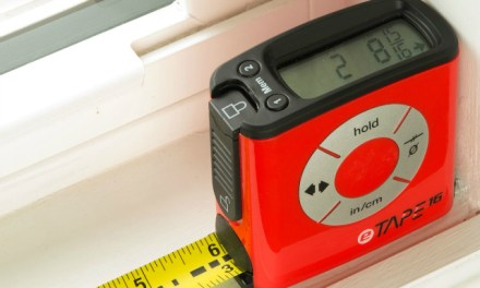 eTape16 Digitizes Length Measurement
