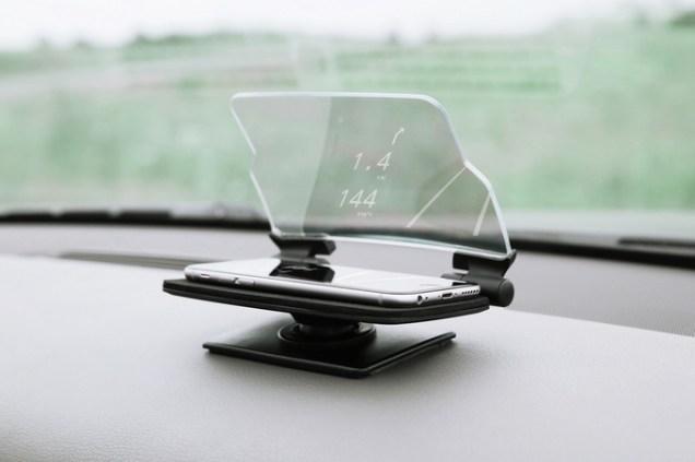 Hudway Glass