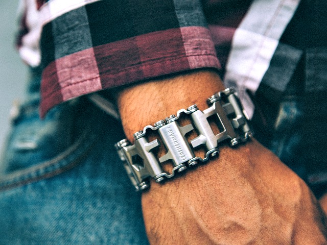 Leatherman Tread is the Wearable Multi-tool