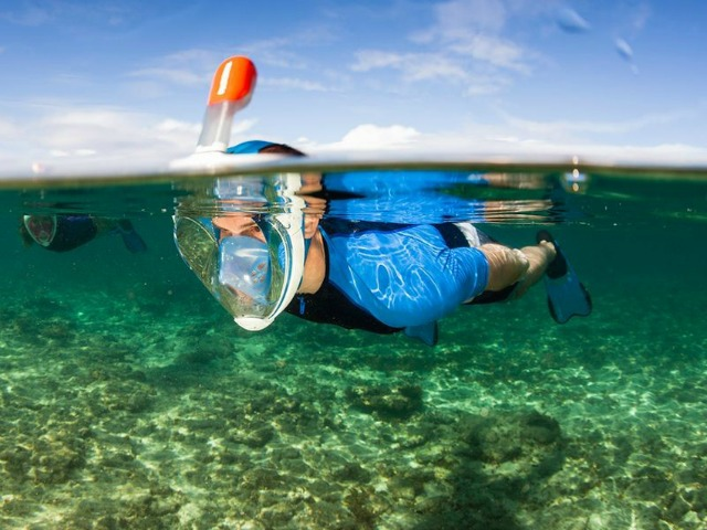 Seaview 180° Revolutionizes Snorkel Technology