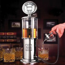 Gas Pump Drink Dispenser