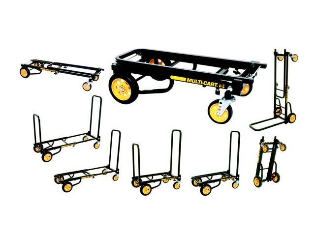 RocknRoller Multi-Cart R2RT Transformable Utility Cart