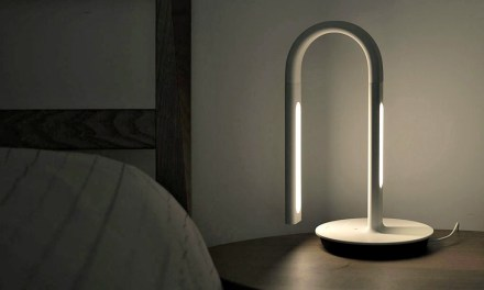 Eyecare Smart Lamp 2 Maximizes Eye Comfort Though Smartphone Integration