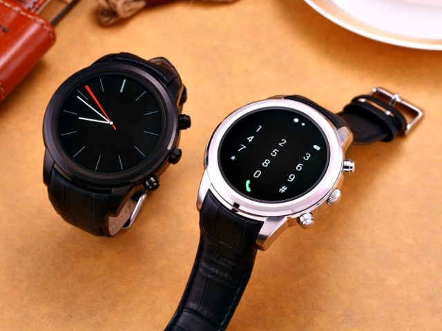 FINOW X5 3G Smartwatch Phone with Heart Rate Monitor