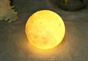 Moon LED Night Light