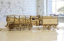 Self-Assembled, Self-Propelled, UGEARS 460 Locomotive