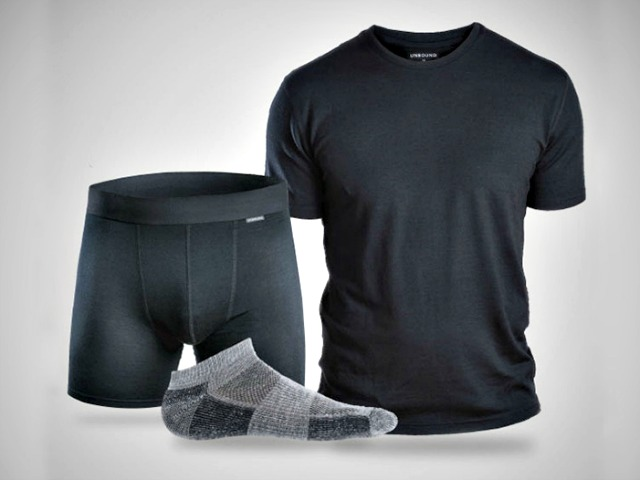 Unbound Apparel: Wear the Same Clothes for Months Without Washing