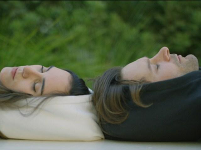 Nap Anywhere with the Aros Inflatable Sleep Hoodie