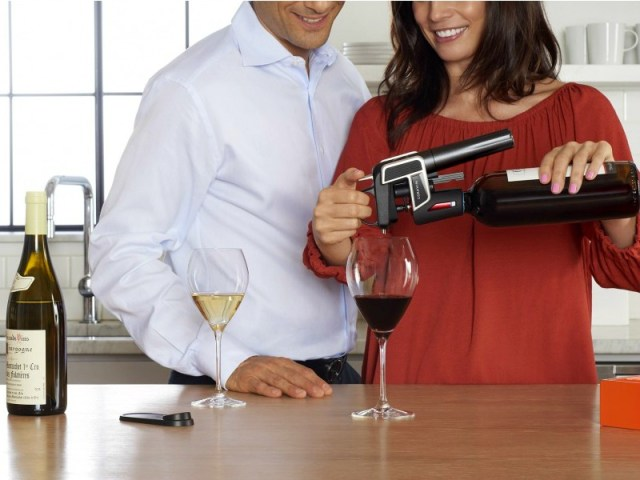 Coravin: Pour Wine Without Removing the Cork
